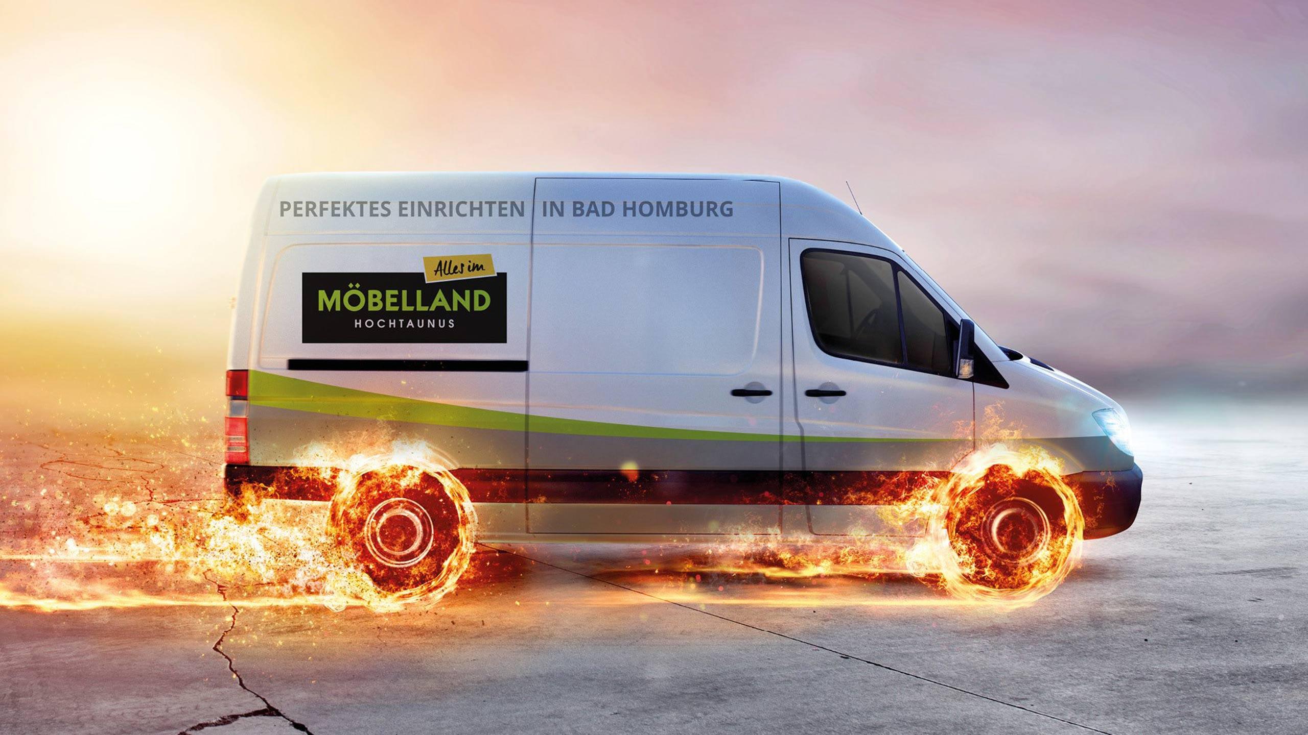 Auftragsstatus Möbelland Hochtaunus Bad Homburg Frankfurt