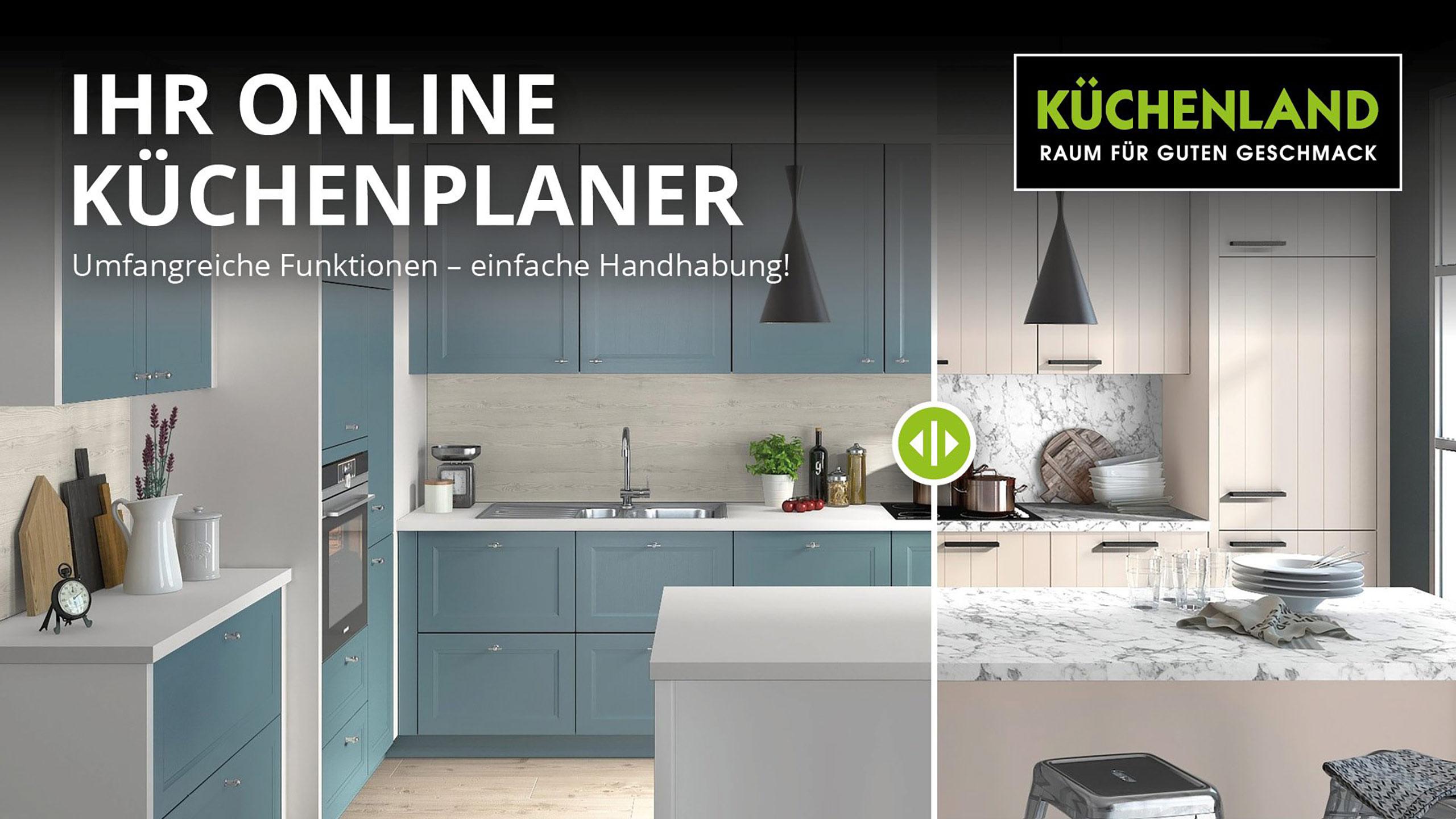 Küchenplaner Möbelland Hochtaunus Bad Homburg Frankfurt