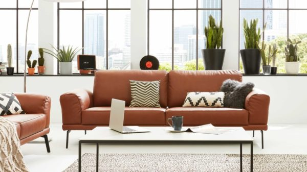 Interliving Sofa Serie 4102 – Zweisitzer 2002
