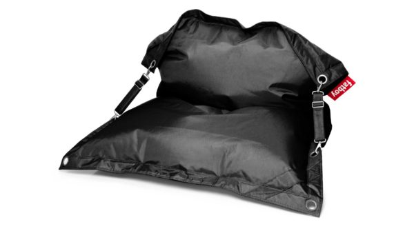 FATBOY Sitzsack BUGGLE-UP, schwarz 190 x 140 cm